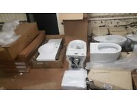 BATH,Toilet,Sink,Basin vanity unit, shower Trays,shower, Taps,