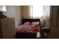 Short term single room with double bed in Roehampton near Putney