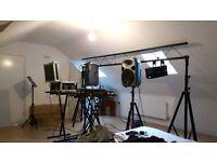 Karaoke equipment make great little business