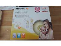 Medela Swing Maxi double electric breastpump