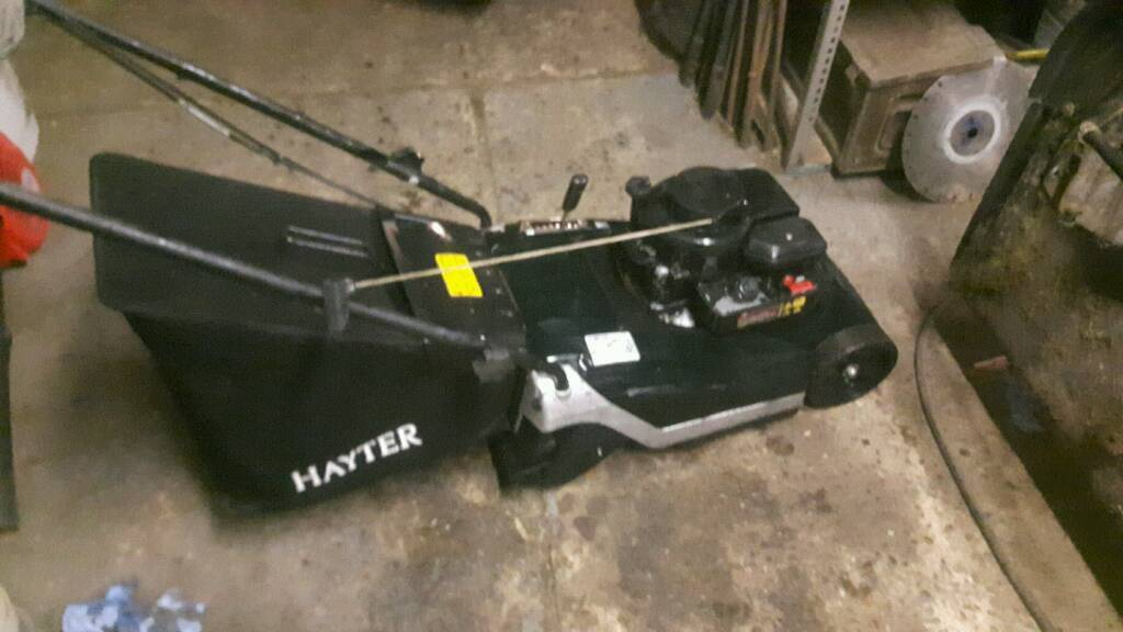 Hayter mower 16in
