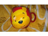 2 Winnie the Pooh mugs