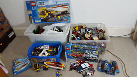 Huge lego bundle 15kg City Castle Space Classic.