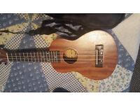ukulele as new