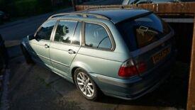 BMW 3 Series 2.0 320d ES Touring 5dr