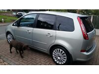 Ford C Max 1.6 diesel in mint condition.