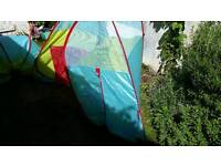Early Learning Centre collapsible tent + tube