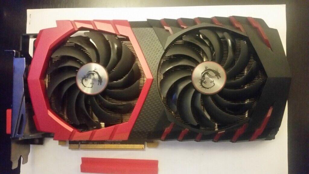 MSI AMD Radeon RX 480 (RX-480-GAMING-8G) (8GB) GDDR5 Graphic Card | in  Rhymney, Blaenau Gwent | Gumtree