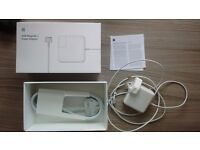 Nearly new Macbook Air charger (1 month old, full warranty!)