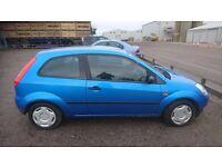 Ford Fiesta Finesse 1.2 Petrol MOT 10 Months