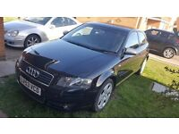 not breaking not spare or repair no damaged audi a3 2004reg 2.0fsi manual gearbox wheels nice cheap