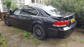 BMW 730 LD AUTO NEW ENGINE
