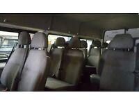 Ford Transit Minibus 17 Seater 04 reg