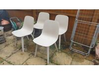 4 great condition IKEA Chairs for sale