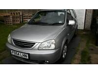 Kia 5 seater low milage 2 owners from new