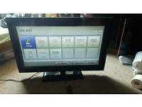 "42"" full HD LCD TV WITH 10 Hz & free view HD"