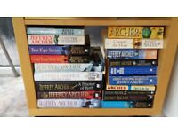 Jeffrey Archer - collection of 19 titles