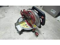 REXON M2500A ELECTRIC MITRE CHOP SAW (EXCELLENT WORKING ORDER) CAN DELIVER AT EXTRA COST