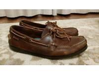 Sebago Docksides Boat Shoes - Size 11.5