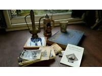 Antique, vintage lot as shown