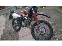 KMX 125 MINT CODNTION SWAPS 450F OR £2200