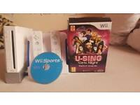 Wii with extras
