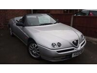 Alfa spider for sale £1425 ono