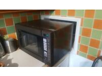 Panasonic Dimension4 oven/microwave digital 32l used