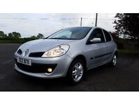 *!*BARGAIN*!* 2008 Renault Clio 1.2 16v Expression **FULL YEARS MOT** **ONE OWNER FROM NEW**