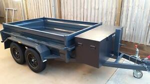 2016 8X5 HEAVY DUTY TANDEM TRAILER 500MM SIDES – 2000KG BRAND NEW Redland Bay Redland Area Preview