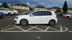 Golf gti 2.0 turbo white