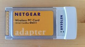 NetGear WG511 - Wireless Network Card