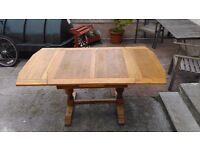 Shabby Chic Project Extending Table Ercol ?