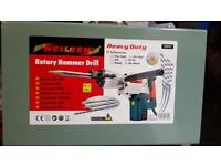 950w rotary hammer drill