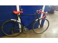 Bicycle road bike 80s racer