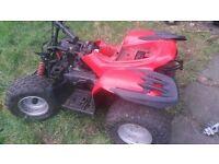 125cc quad spares