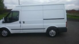 2011 FORD TRANSIT FRIDGE FREEZER VAN LOW MILES FSH NO VAT