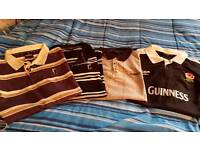 cotton trader Guinness rugby shirts 4xl