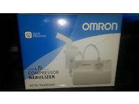 Omron Air Compressor Nebulizer