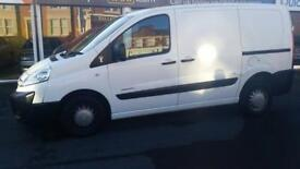 CITROEN DISPATCH PANEL VAN HDI 2008