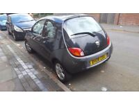 1.3 BLACK - 2008 FORD KA STUDIO - MOT SEP 2018 - 73K - 4 ALLOYS - ELECTRIC WINDOWS