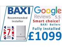 Worcester, Vaillant & BAXI Accredited/Expert Boiler Installation,Repair&Service/Gas certificate*