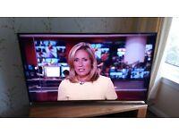 """55"""" Panasonic Smart 3D TV - Cost £1200, Warranty April 2020"""
