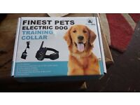 Remote Dog Training Anti Bark Collar for large and small dogs