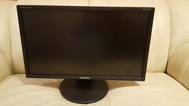"Samsung 2343BWX 23"" LCD Monitor - 5ms, 2048 x 1152, 20000:1 Dynamic, VGA, DVI"