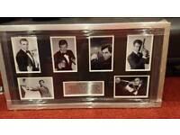 James Bond framed actors and films