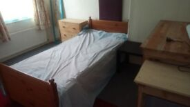 Fully furnished TWO rooms for rent in the same house