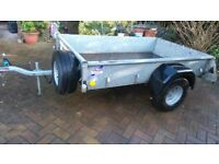 Trailer, Ifor Williams P6e in Good Condition and Running Order