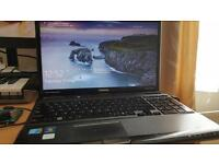 Toshiba satellite intel i7