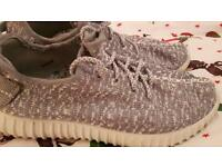 Ladies Yeezy Inspired trainers size 5